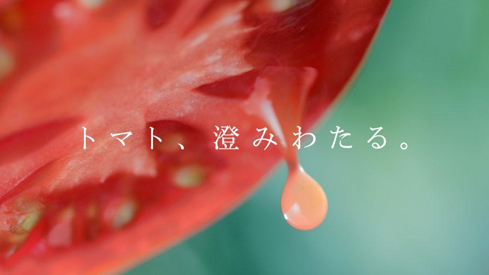 宮﨑あおい カゴメトマトジュースプレミアムCM