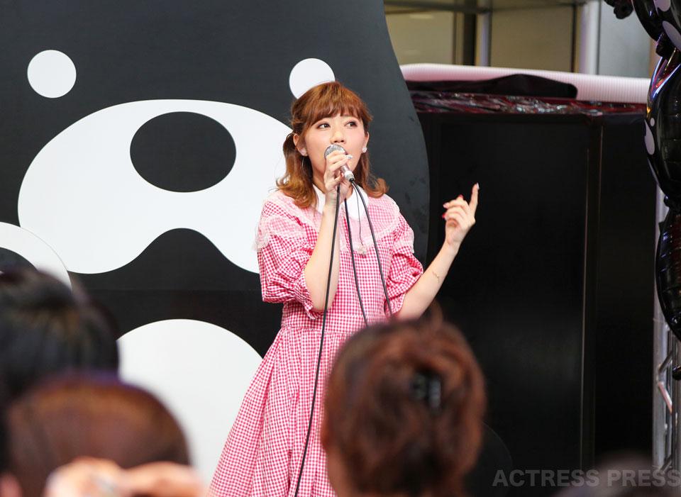 MACO ライブ SHIBUYA109前AbemaTVサテライトスタジオ