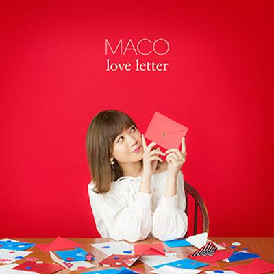 MACO love letter ジャケ写