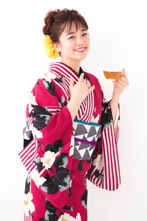宮城舞 デトックできるお茶 『美甘麗茶』