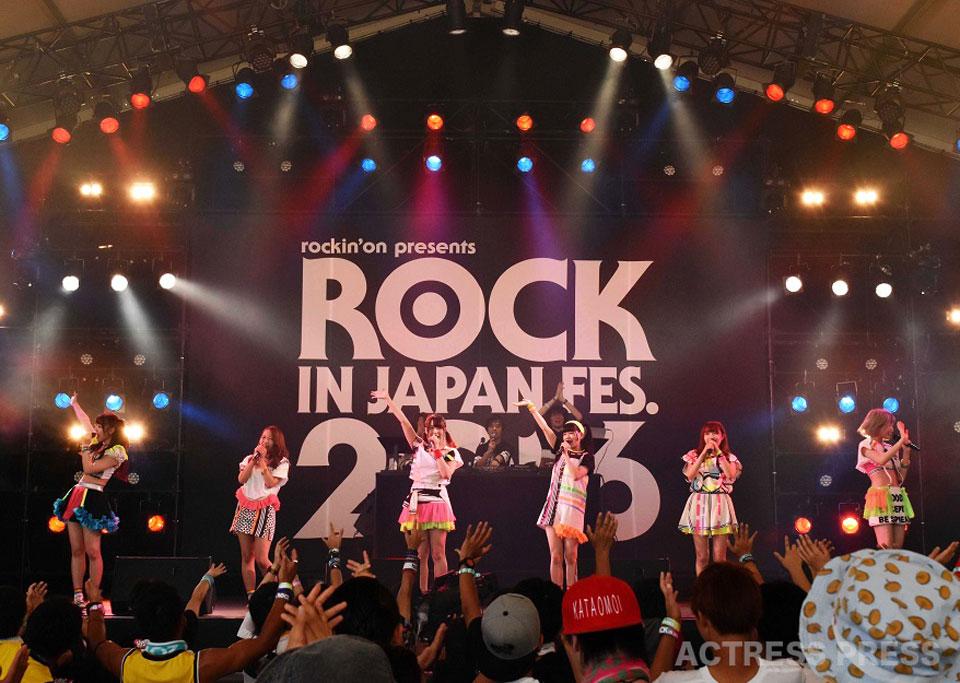 妄想キャリブレーション ROCK IN JAPAN FESTIVAL2016