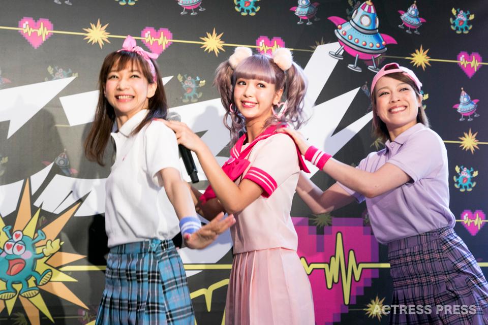 藤田ニコル デビュー・シングル『Bye Bye』発売記念お披露目イベント 渋谷