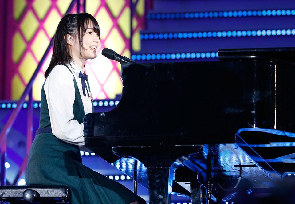 生田絵梨花(乃木坂46)ソロ曲「あなたのために弾きたい」ピアノ生演奏