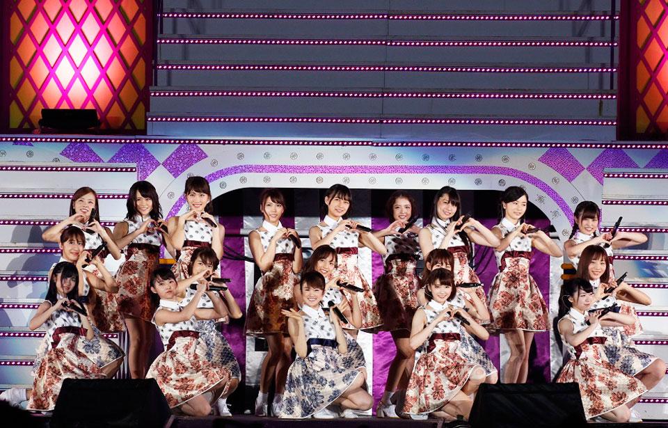 """乃木坂46「""""真夏の全国ツアー2016""""~4th Year Birthday Live~」8月30日公演"""