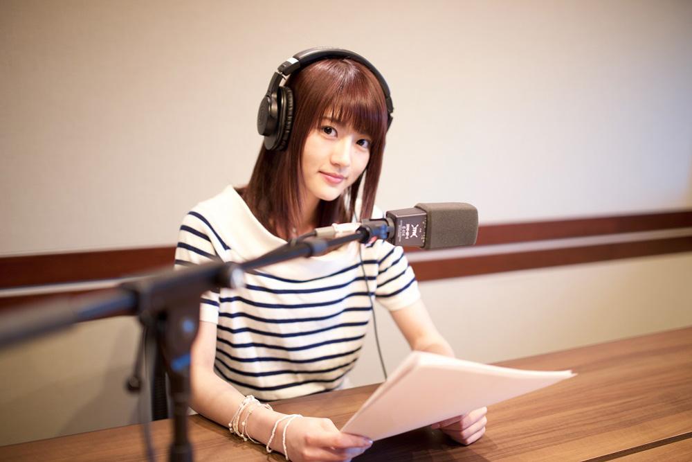 若月佑美(乃木坂46)、TOKYO FM新番組『佐川急便 presents ココロの宅配便』