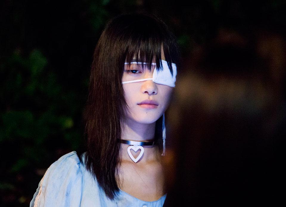 阿知波妃皇(あちなみ) 映画シンデレラゲーム