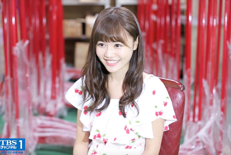 AKB48・込山榛香、涙と笑顔の密着ドキュメンタリー