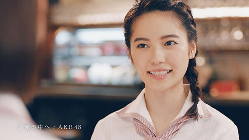 AKB48 島崎遥香 バイトルCM