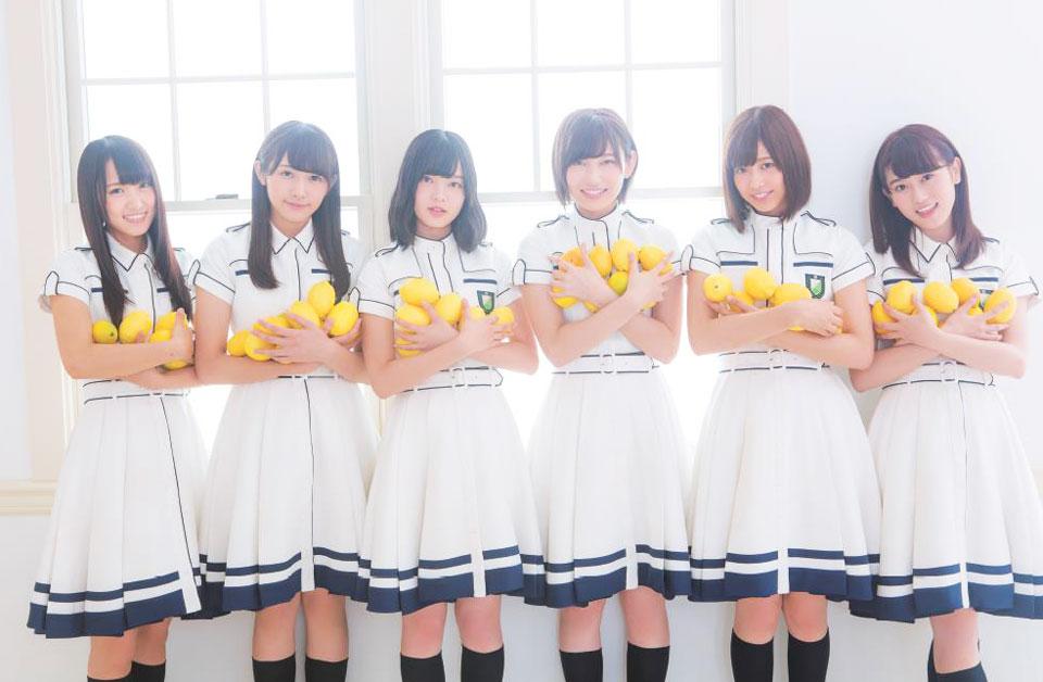 欅坂46 週刊ザテレビジョン レモン
