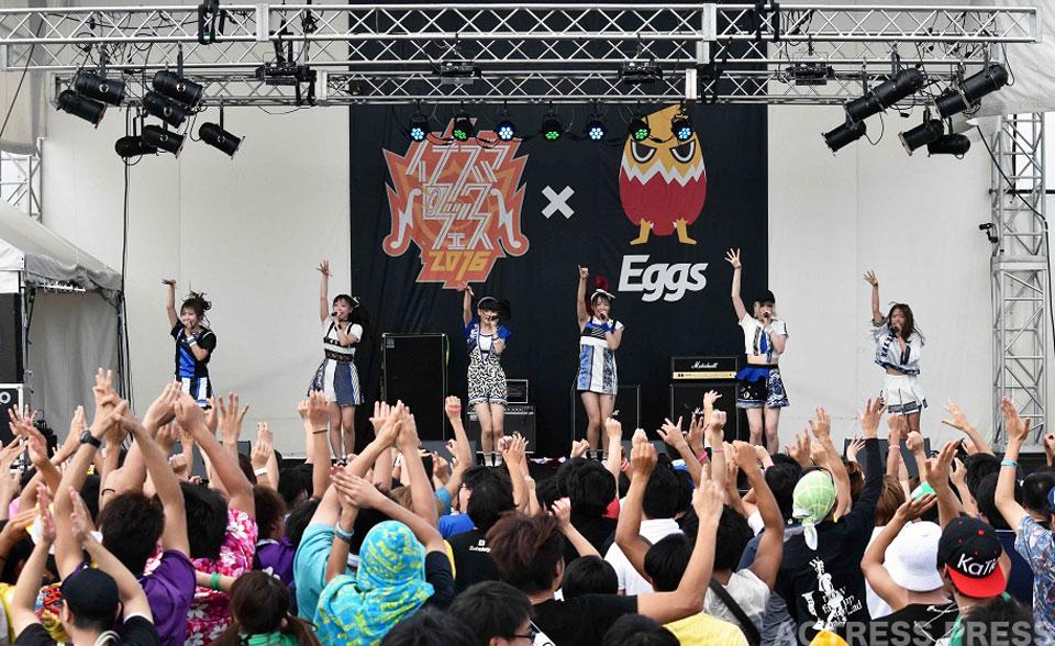 妄想キャリブレーション イナズマロック フェス 2016