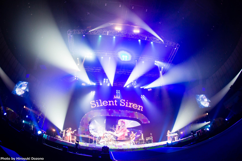 Silent Siren(サイレントサイレン)横浜アリーナ ツアー