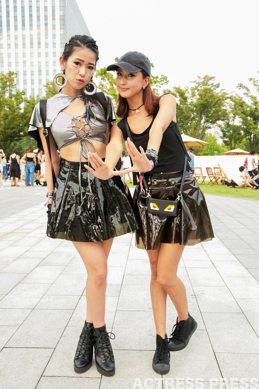 フェスファッション美女・ULTRA JAPAN(ウルトラジャパン) 2016