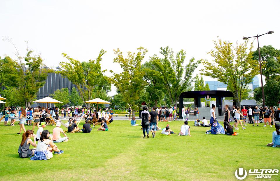 ULTRA JAPAN 2016 Park