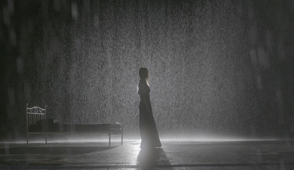 Uru セカンドシングル「The last rain」