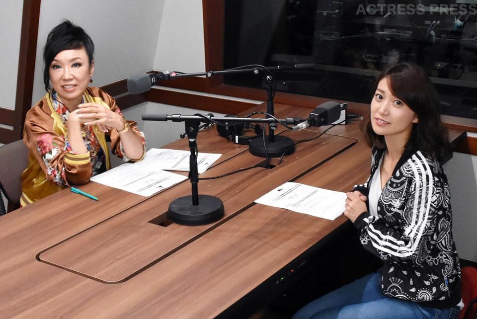 大島優子 ユーミンと初対談
