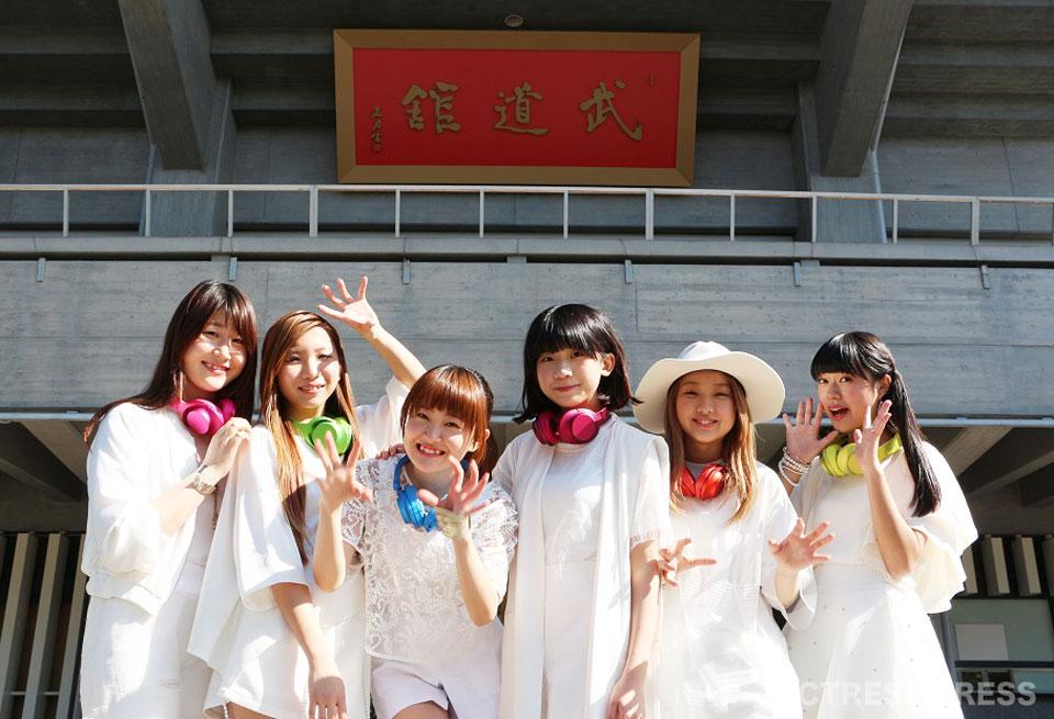 Little Glee Monster (リトグリ)武道館ライブ