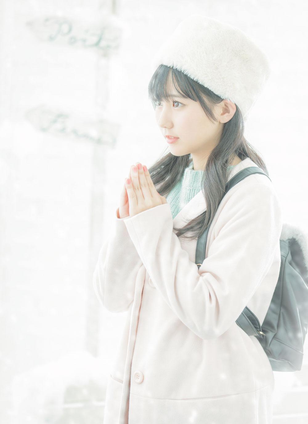 なこみくツインズ冬物語 田中美久(HKT48)