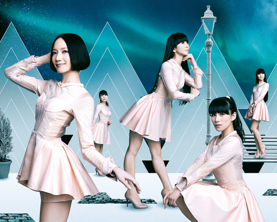 Perfume x ユニクロ「ヒートテック」新キャンペーン