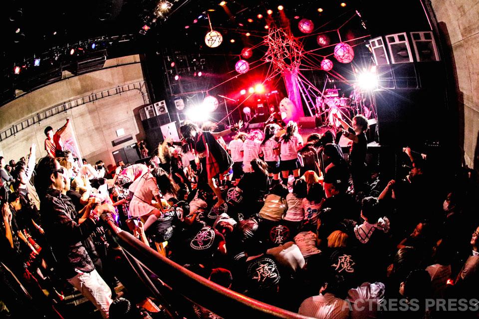 椎名ぴかりん 生誕ワンマンライブ 渋谷WWW 2016
