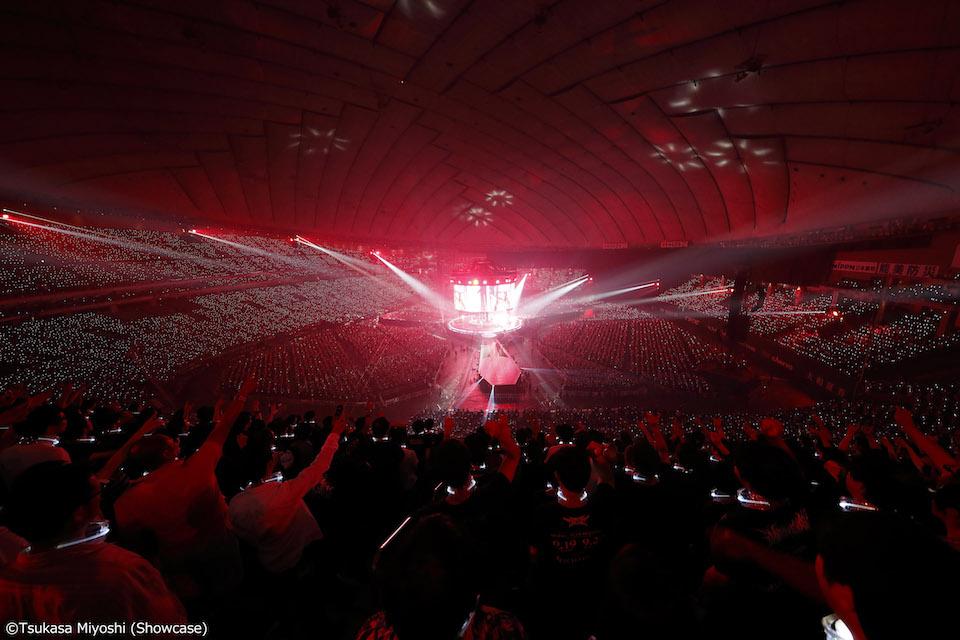BABYMETAL ワールドツアー東京ドーム公演 RED NIGHT