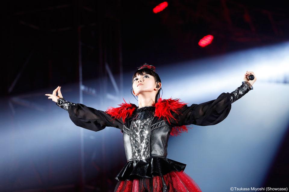 BABYMETAL 東京ドーム公演 BLACK NIGHT
