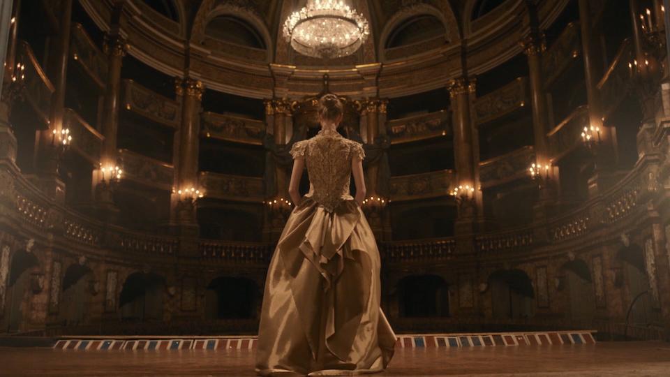 junashida-2017ss-movie BALLERINA ALLO SPECCHIO