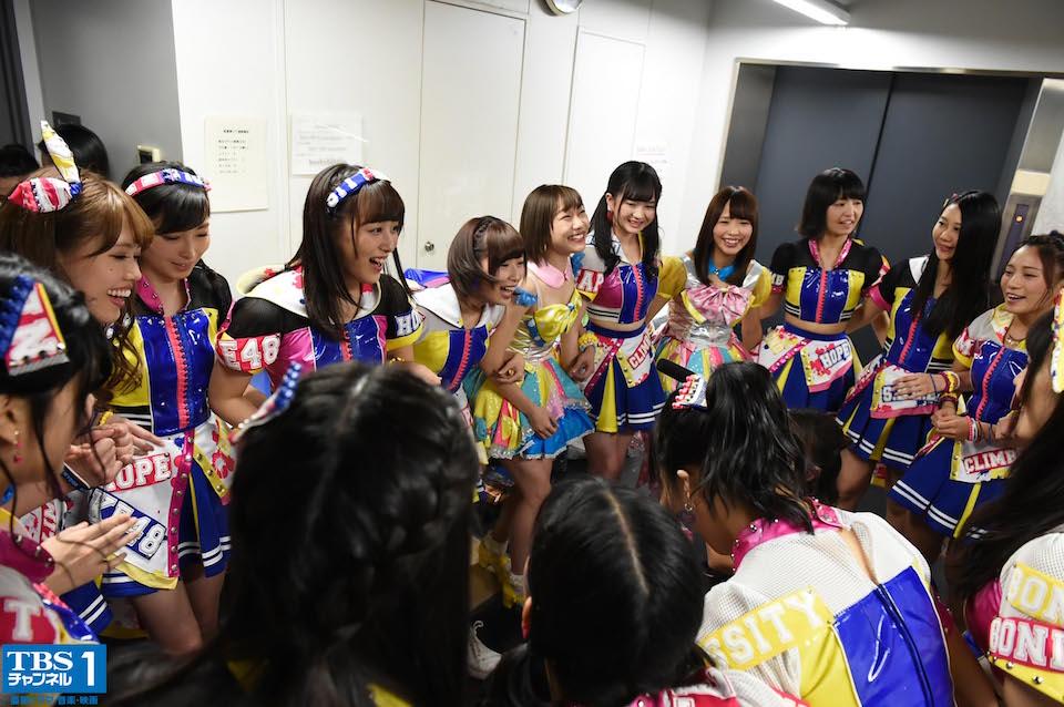 SKE48 ZERO POSITION 60分SP~ゼロポジ公演密着ドキュメント&舞台裏
