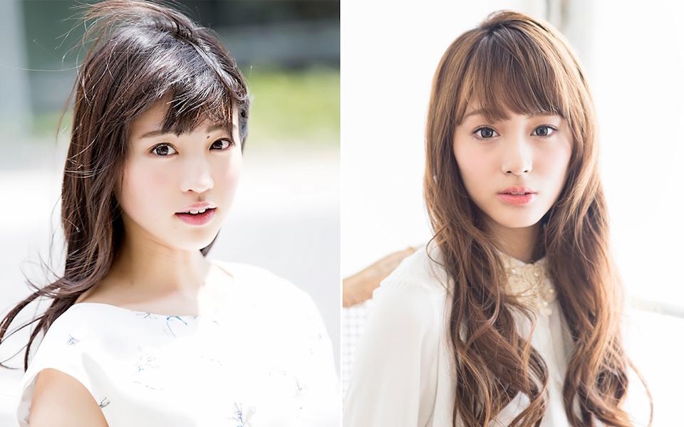 「夢みるアドレセンス」志田友美 & 山田朱莉
