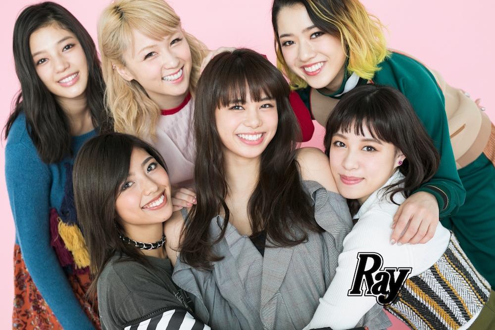 Ray・佐藤晴美(E-girls)