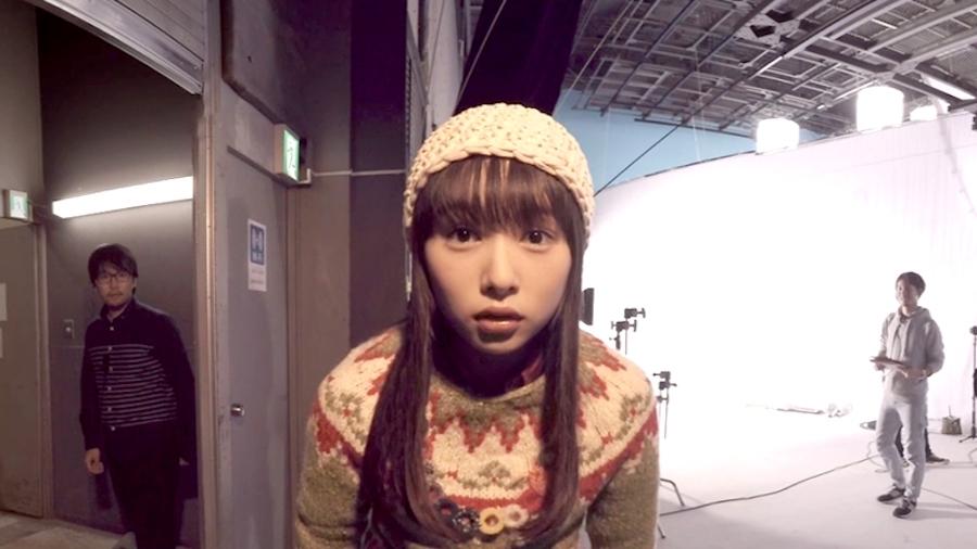 桜井日奈子に見つめられるVR映像・いい部屋ネット