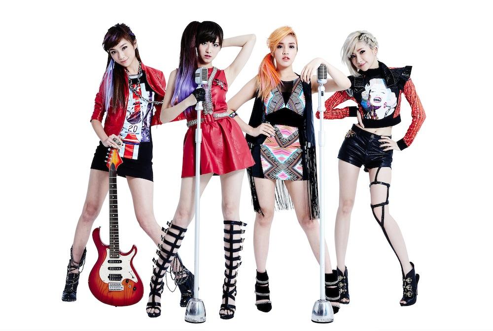 ウェザーガールズ(天氣女孩/Weather Girls)