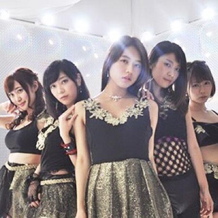 アイドル5人組ユニット「あと3センチ」