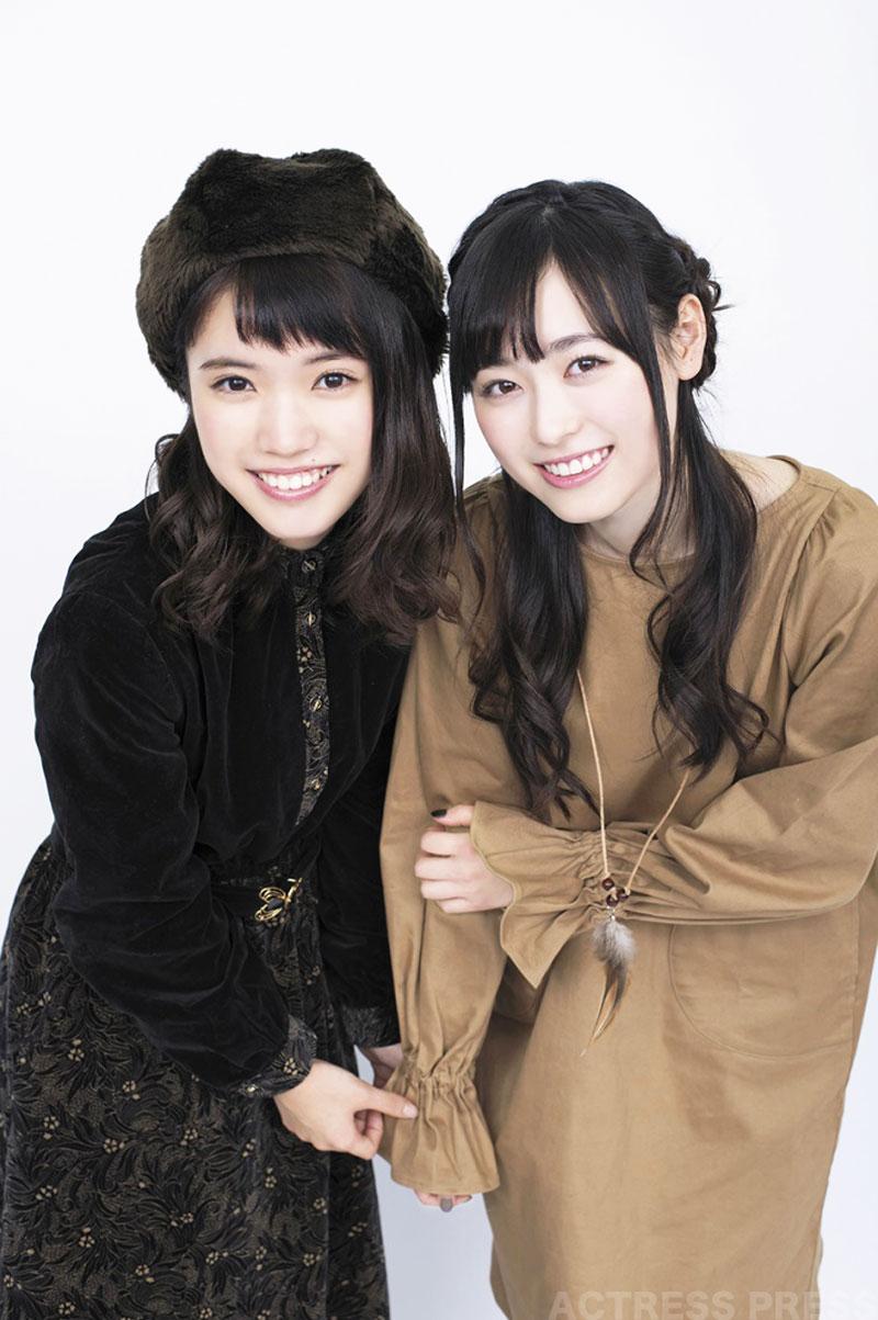 美山加恋、福原遥のwebラジオ番組