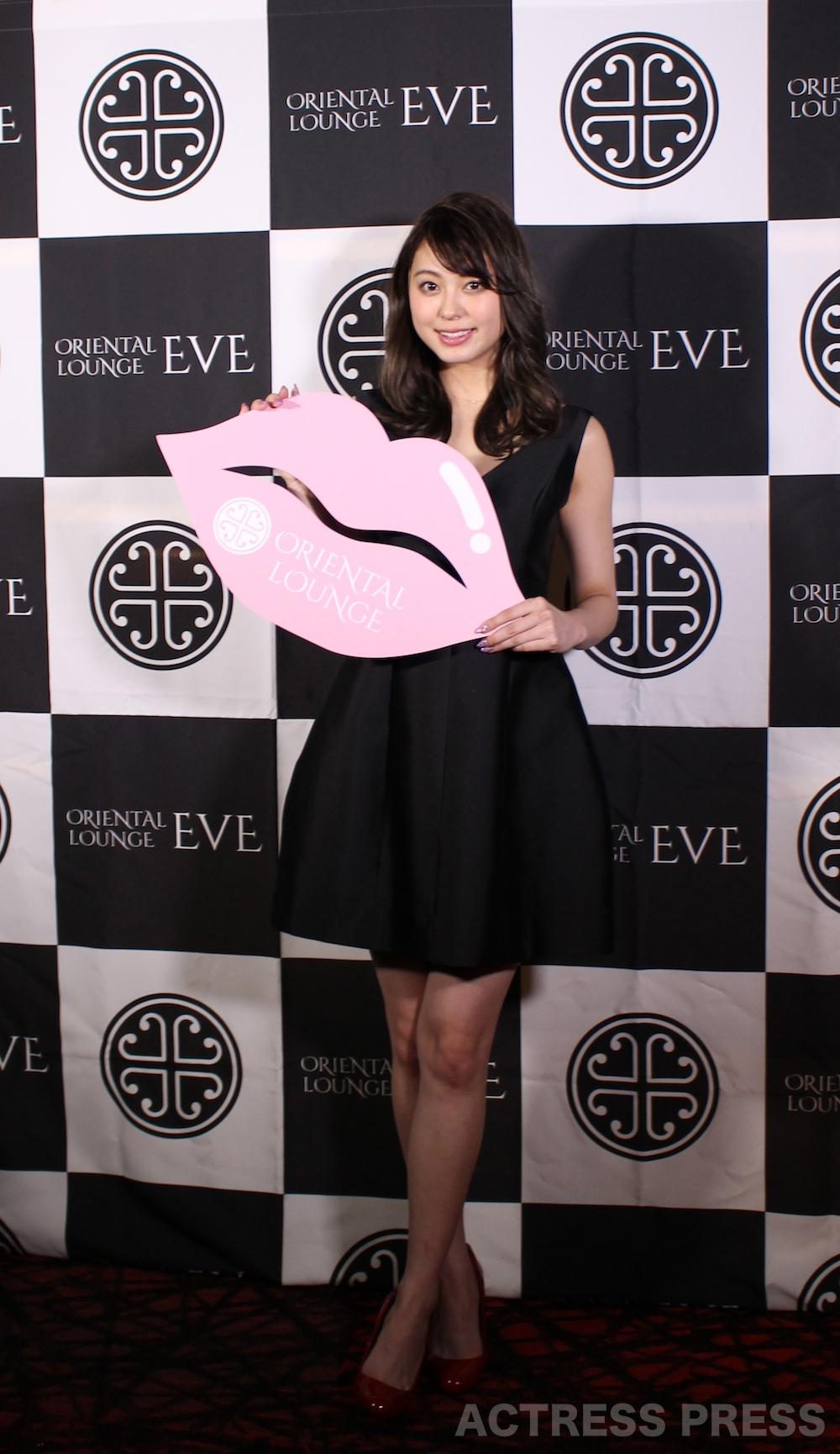 大川藍・ORIENTAL LOUNGE EVE 渋谷店