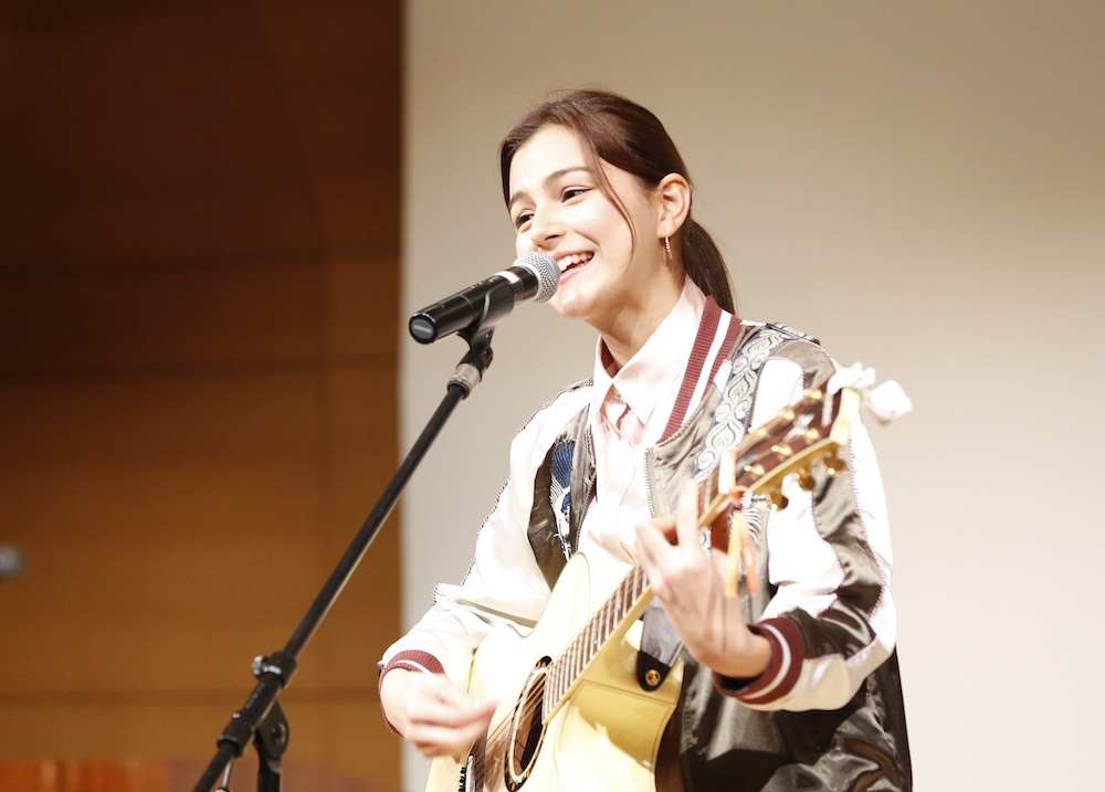 セレイナ・アン 卒業式ライブ