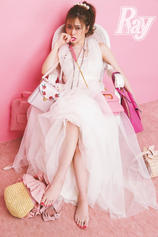 白石麻衣×PINK