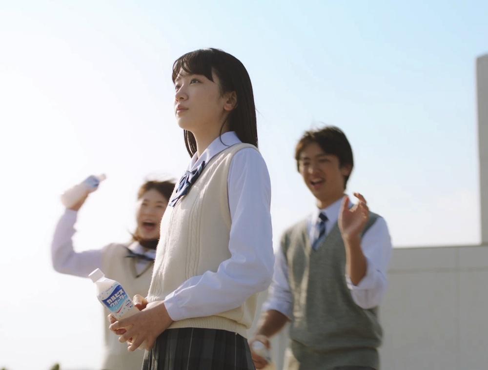 永野芽郁・カルピスウォーター・新CM