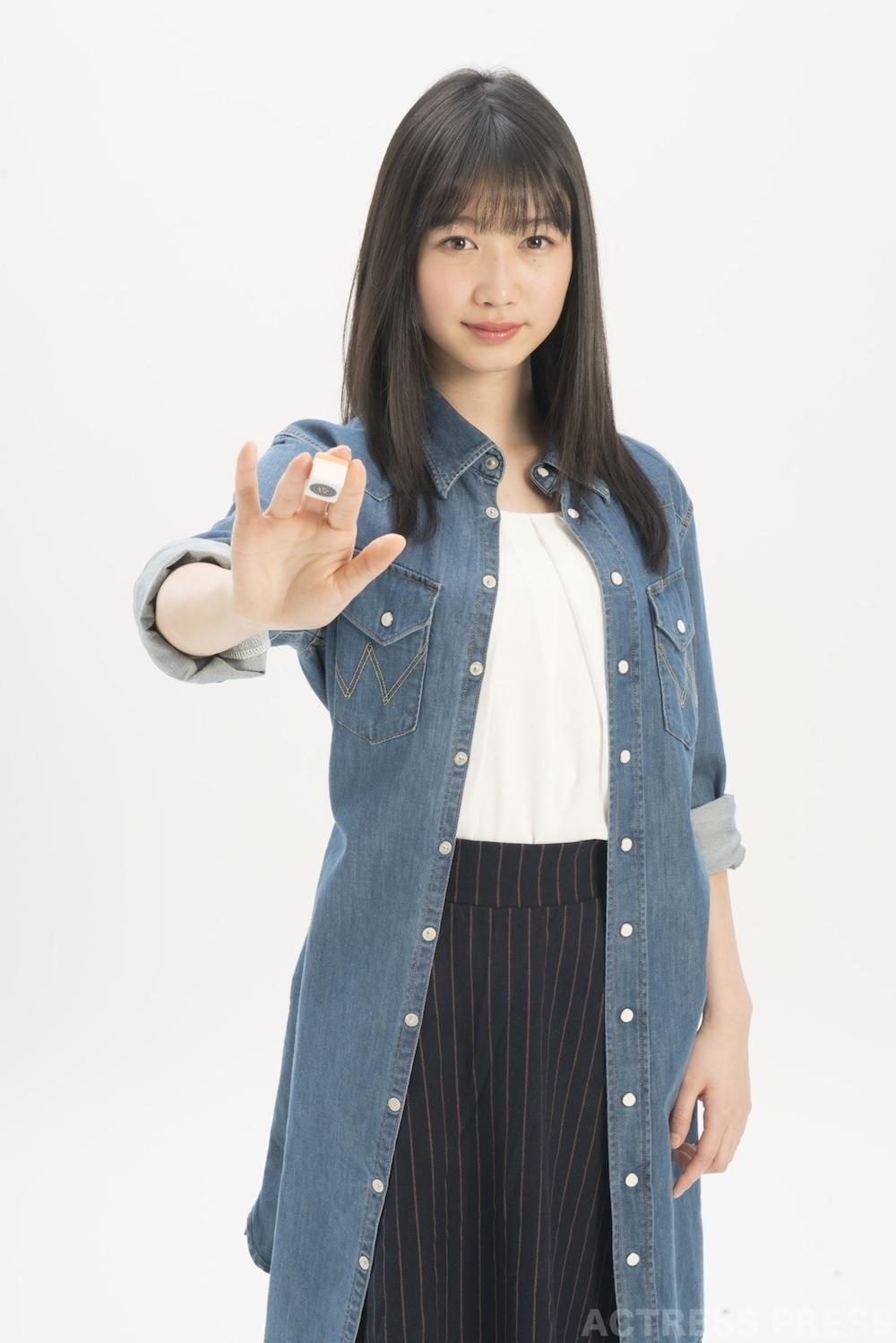 岡本夏美主演!映画『女流闘牌伝 aki [アキ] 』