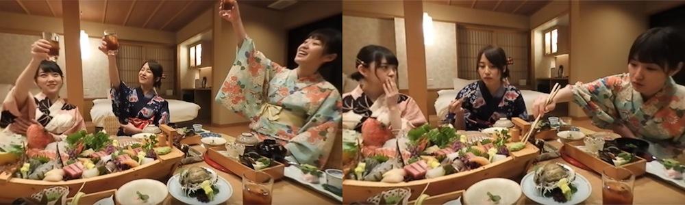 VR乃木坂温泉・乃木坂46