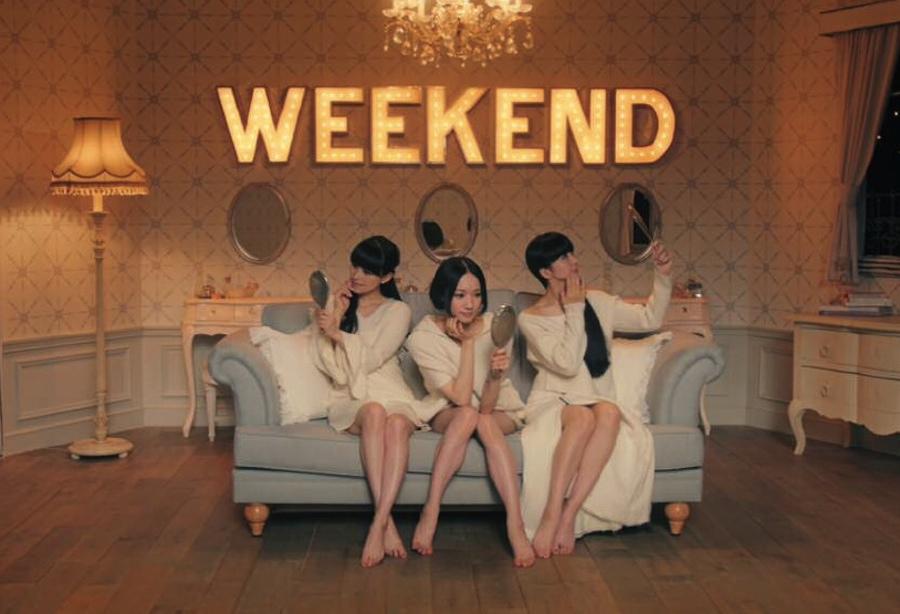 Perfume 週末 Ora2