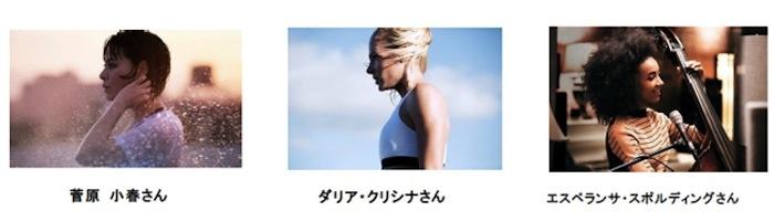 資生堂・女性の強い美しさを表現した動画「Find Your Strength」