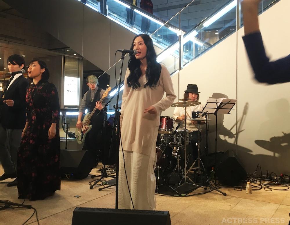 ソンミ、ミュージカル舞台『GoldRush』イベント