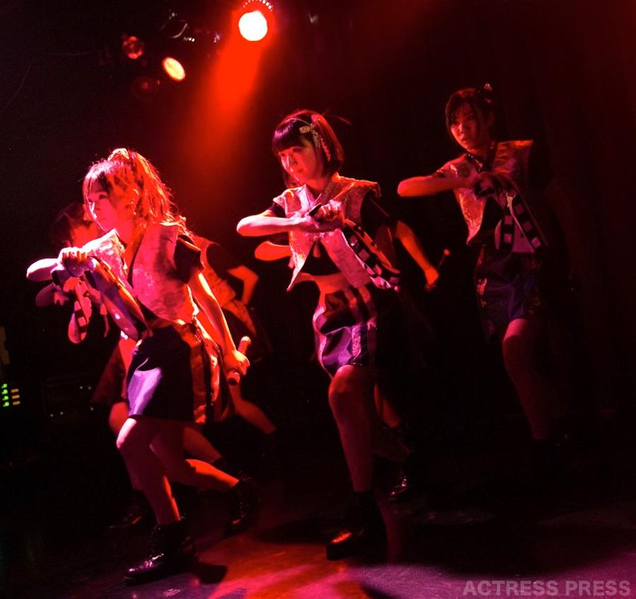 閃光ロードショー・LIVE