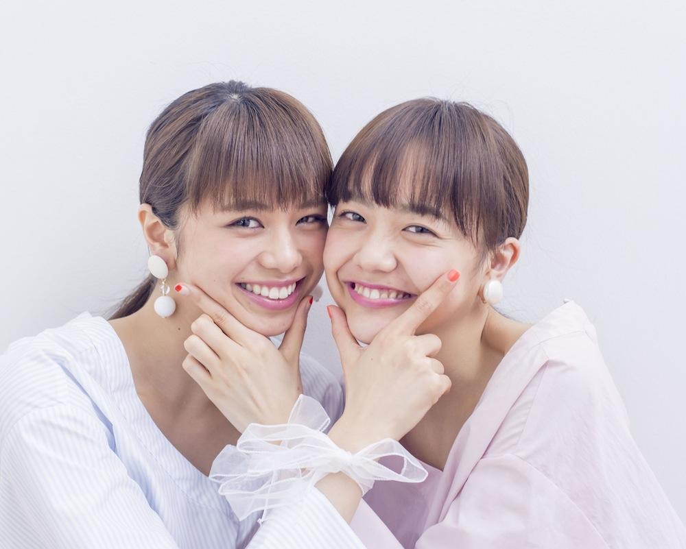 松井愛莉&佐藤晴美