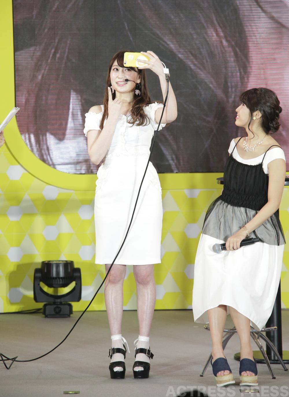 吉田朱里(NMB48)SUPER C CHANNEL・インスタ映えする マル秘メイクテク