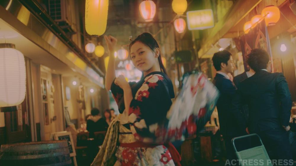 工藤綾乃・ニシタチダンス・宮崎最大の歓楽街「ニシタチ」