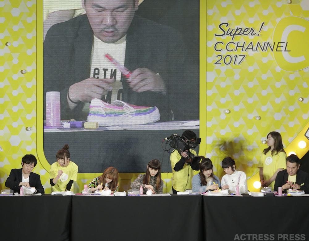 ちぃぽぽ(吉木千沙都)SUPER C CHANNEL