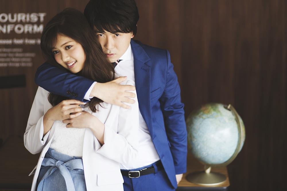 朝比奈彩&松元絵里花、トレエン・斎藤とドッキドキの社内恋愛!