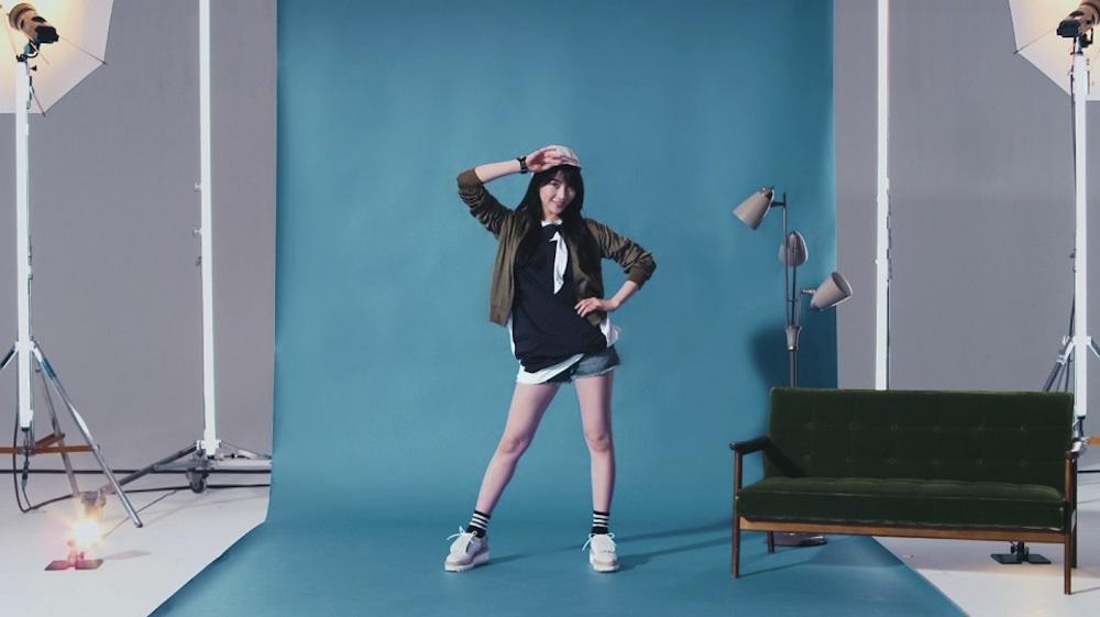 JY(知英)ドラマ『人は見た目が100パーセント』主題歌『女子モドキ』MV