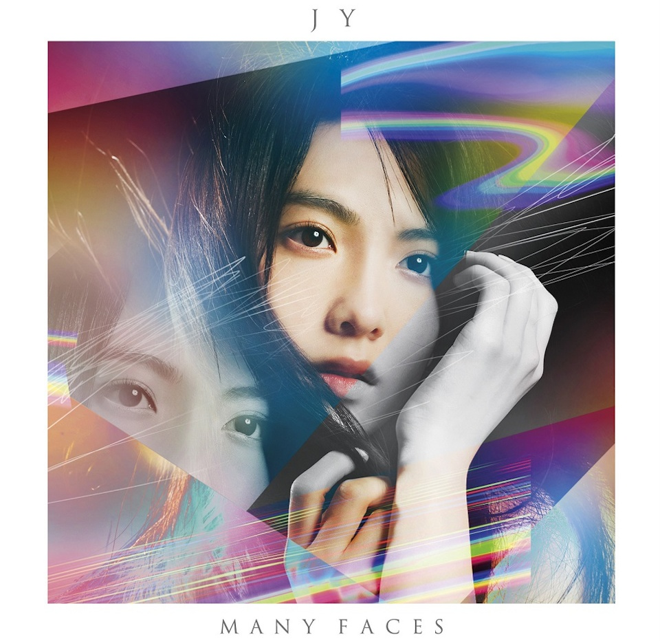 JY(知英)1st ALBUM『Many Faces~多面性~』